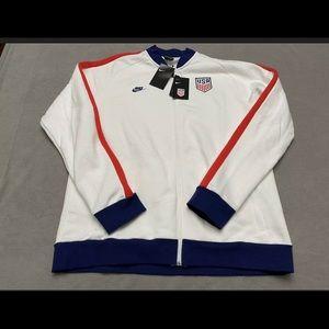 COPY - Nike Team USA  Fleece Track Jacket Soccer …
